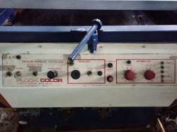 Máquina De Vacuum Forming 60x80 Flock Color Semi Automática vendido