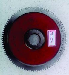 Engrenagem Nardini Ou Equivalente Z100 Modulo1,5