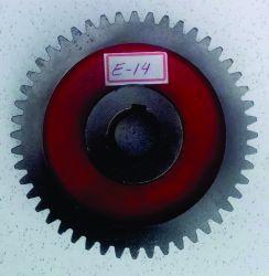 Engrenagem Nardini Ou Equivalente Z48 Modulo 3