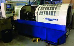 Torno CNC TIMEMASTER MODELO CNC 400- VENDIDO