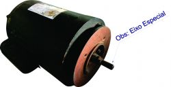 Motor Eletrico Weg 1,25cv (127v/220v) Flange, Usado, Cod.w13