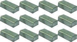Pastilha Widea Solda Metal Duro C-10 - 10x6x4 10 Unidades