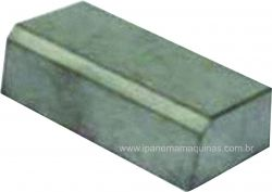 Pastilha Widea Solda Metal Duro C 20 - 20x12x7 09 Unidades