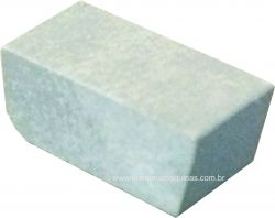 Pastilha Widea Solda Metal Duro D 6 - 6x14x6 10 Unidade