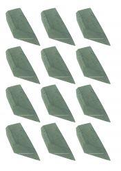 Pastilha Widea Solda Metal Duro Ld 2550 Sueca 09 Unidades