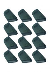 Pastilha Widea Solda Metal Duro Kl-12 10 Unidades