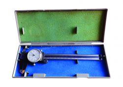 Paquimetro analogico com relogio centesimal 150 mm mitutoyo USADO