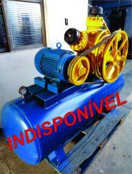 Compressor De Ar 40 Pés Cj40 Apv 380 L Chiaperini. Indisponível.