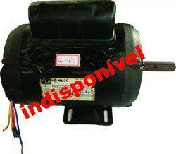 Motor Eletrico Weg 1cv (127v/220v) Usado Cod.w06