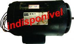 Motor Eletrico Weg 1,25cv (127v/220v) Flage, Usado, Cod W10