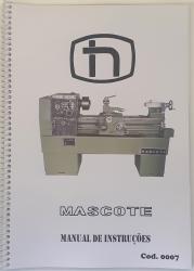 Cod0007 Manual De Instruções Torno Mascote Nardini 350